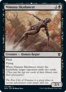 Nimana Skydancer