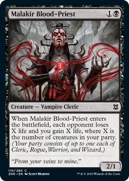 Malakir Blood-Priest - Foil