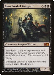 Bloodlord of Vaasgoth (86)
