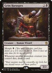 Grim Haruspex - The List