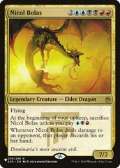 Nicol Bolas - The List
