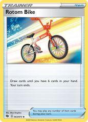 Rotom Bike - 063/073 - Uncommon