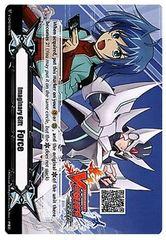 Imaginary Gift  Force II - Aichi Sendou QR Code - V-GM2/0067EN - PR