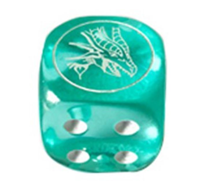 Dragons Of Legend: The Complete Series: Timaeus Dice