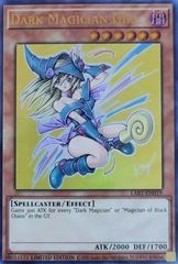 Dark Magician Girl - LART-EN019 - Limited Edition