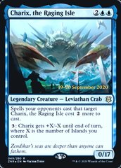 Charix, the Raging Isle - Foil - Prerelease Promo