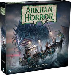 Arkham Horror the Board Game (3rd): Under Dark Waves Expansion