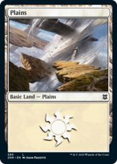 Plains (380) - Foil