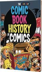 Comic Book History Of Animation #2 (Of 5) Cvr A Dunlavey (STL169560)