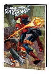Spider-Man By Stern Omnibus Hc Spider-Man Hobgoblin Cvr (STL171053)