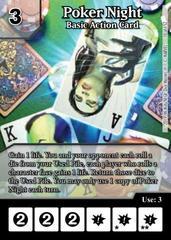 Poker Night: Basic Action Card