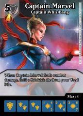 Captain Marvel: Captain Whiz Bang