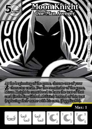 Moon Knight: One-Man Avenger
