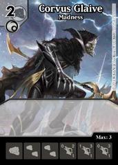 Corvus Glaive: Madness - Foil