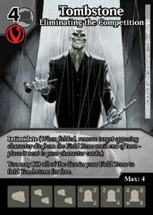 Tombstone: Eliminating the Competition - Foil