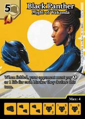Black Panther: Might of Wakanda - Foil