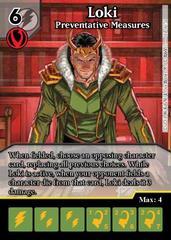 Loki: Preventative Measures - Foil