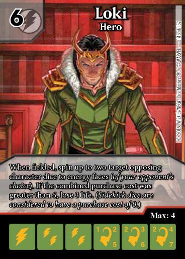 Loki: Hero - Foil