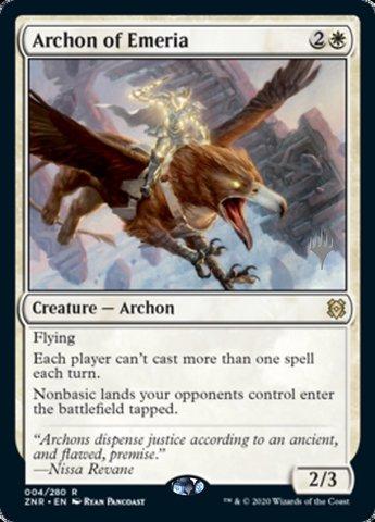 Archon of Emeria - Promo Pack
