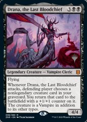 Drana, the Last Bloodchief - Promo Pack