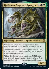 Grakmaw, Skyclave Ravager - Foil - Promo Pack