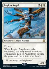 Legion Angel - Promo Pack