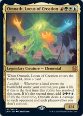 Omnath, Locus of Creation - Foil - Promo Pack