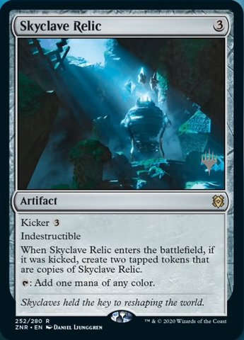 Skyclave Relic - Promo Pack