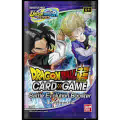 Dragon Ball Super - Battle Evolution Booster - Booster Pack