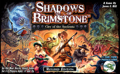 Shadows of Brimstone: Core - City of the Ancients - Revised Core Set