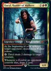 Daryl, Hunter of Walkers - Foil