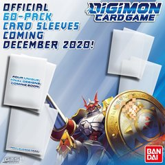 Digimon Card Game Official Sleeve Display (12ct)
