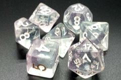 Old School RPG Dice Set: Particles - Jellyfish
