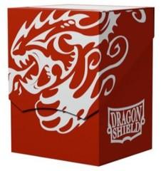 Dragon Shield Shell Red Black