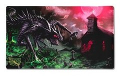 Dragon Shield Playmat Halloween 2020 The Spider King