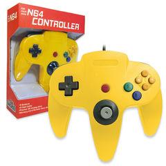Old Skool N64 Controller Yellow