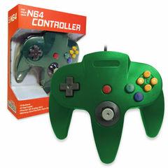 Old Skool N64 Controller Green