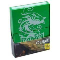 Dragon Shield Cube Shell: Green