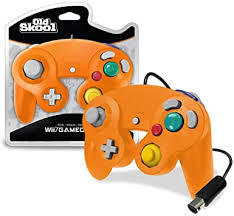 Old Skool GameCube / Wii Compatible Controller - SPICE