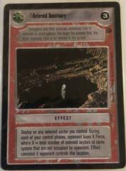 Asteroid Sanctuary - Errata Corrected