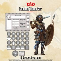 D&D Token Set: Fighter