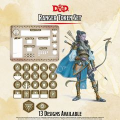 D&D Token Set: Ranger
