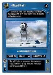 Blizzard Scout 1 - Unlimited