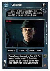 Captain Piett - Unlimited