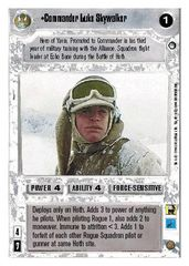 Commander Luke Skywalker - Unlimited