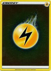 Lightning Energy - Reverse Holo - 2020 on Channel Fireball