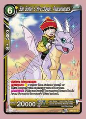 Son Gohan & Hire-Dragon, Peacekeepers - DB3-081 - C