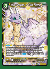Hire-Dragon, a Kind Friend - DB3-088 - SR