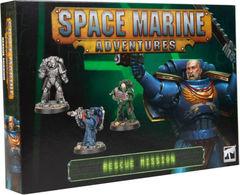 Space Marine Adventures - Rescue Mission
