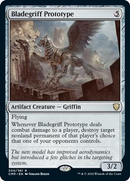 Bladegriff Prototype
